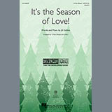 Download or print Jill Gallina It's The Season Of Love! Sheet Music Printable PDF 8-page score for Concert / arranged 2-Part Choir SKU: 156290.