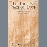 Download or print Jill Jackson & Sy Miller Let There Be Peace On Earth (arr. Keith Christopher) Sheet Music Printable PDF 7-page score for Patriotic / arranged TTB Choir SKU: 410469.