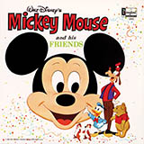 Download or print Jimmie Dodd Mickey Mouse March Sheet Music Printable PDF 2-page score for Children / arranged Piano Solo SKU: 153850.