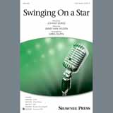 Download or print Jimmy Van Heusen Swinging on a Star (arr. Greg Gilpin) Sheet Music Printable PDF 9-page score for Standards / arranged 3-Part Mixed Choir SKU: 408899.