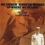 Download Joe Cocker and Jennifer Warnes 'Up Where We Belong (from An Officer And A Gentleman)' Printable PDF 1-page score for Pop / arranged French Horn Solo SKU: 191321.