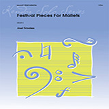 Download Joel Smales 'Festival Pieces For Mallets' Printable PDF 18-page score for Classical / arranged Percussion Solo SKU: 380372.
