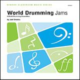 Download or print Joel Smales World Drumming Jams Sheet Music Printable PDF 51-page score for Concert / arranged Percussion Ensemble SKU: 486050.