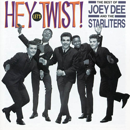 Easily Download Joey Dee & The Starliters Printable PDF piano music notes, guitar tabs for Piano, Vocal & Guitar (Right-Hand Melody). Transpose or transcribe this score in no time - Learn how to play song progression.