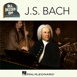Download or print Johann Sebastian Bach Bist du bei mir (You Are With Me) [Jazz version] Sheet Music Printable PDF 4-page score for Classical / arranged Piano Solo SKU: 162076.
