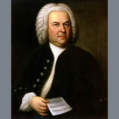 Easily Download Johann Sebastian Bach Printable PDF piano music notes, guitar tabs for Instrumental Solo. Transpose or transcribe this score in no time - Learn how to play song progression.