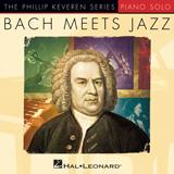 Download Johann Sebastian Bach 'Sheep May Safely Graze, BWV 208 [Jazz version] (arr. Phillip Keveren)' Printable PDF 3-page score for Classical / arranged Piano Solo SKU: 176497.