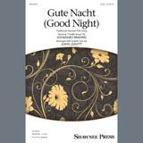 Download or print Johannes Brahms Gute Nacht (Good Night) (arr. John Leavitt) Sheet Music Printable PDF 11-page score for Concert / arranged 2-Part Choir SKU: 407573.