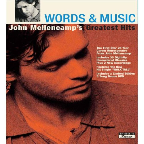 Easily Download John Mellencamp Printable PDF piano music notes, guitar tabs for Piano, Vocal & Guitar (Right-Hand Melody). Transpose or transcribe this score in no time - Learn how to play song progression.