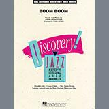 Download John Berry 'Boom Boom - Trombone 1' Printable PDF 2-page score for Blues / arranged Jazz Ensemble SKU: 329751.