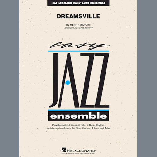 Easily Download John Berry Printable PDF piano music notes, guitar tabs for Jazz Ensemble. Transpose or transcribe this score in no time - Learn how to play song progression.