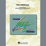 Download John Berry 'This Christmas - Bass' Printable PDF 2-page score for Christmas / arranged Jazz Ensemble SKU: 294915.