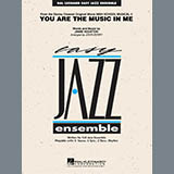 Download John Berry 'You Are The Music In Me (from High School Musical 2) - Aux Percussion' Printable PDF 2-page score for Disney / arranged Jazz Ensemble SKU: 276067.