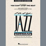 Download John Berry 'You Can't Stop the Beat (from Hairspray) - Conductor Score (Full Score)' Printable PDF 12-page score for Jazz / arranged Jazz Ensemble SKU: 361309.