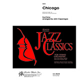 Download John Caponegro 'Chicago - Violin Solo' Printable PDF 1-page score for Jazz / arranged Full Orchestra SKU: 335496.