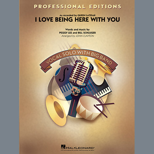 Easily Download John Clayton Printable PDF piano music notes, guitar tabs for Jazz Ensemble. Transpose or transcribe this score in no time - Learn how to play song progression.