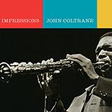 Download or print John Coltrane Impressions Sheet Music Printable PDF 12-page score for Jazz / arranged Guitar Tab (Single Guitar) SKU: 434772.