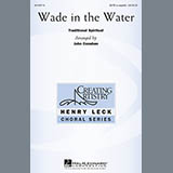 Download or print Traditional Spiritual Wade In The Water (arr. John Conahan) Sheet Music Printable PDF 15-page score for Gospel / arranged SATB Choir SKU: 157926.