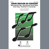 Download John Denver 'John Denver In Concert (arr. Alan Billingsley)' Printable PDF 19-page score for Pop / arranged 2-Part Choir SKU: 415526.