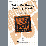 Download or print John Denver Take Me Home, Country Roads (arr. Roger Emerson) Sheet Music Printable PDF 11-page score for Folk / arranged TB Choir SKU: 425204.