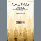 Download John Francis Wade 'Adeste Fideles (arr. Cristi Cary Miller)' Printable PDF 15-page score for Holiday / arranged 3-Part Mixed Choir SKU: 426360.