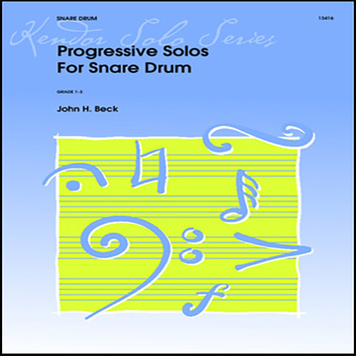 Easily Download John H. Beck Printable PDF piano music notes, guitar tabs for Percussion Solo. Transpose or transcribe this score in no time - Learn how to play song progression.