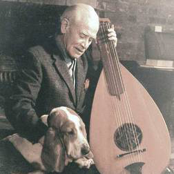 John Jacob Niles 'Wayfaring Stranger' 4-page score for Folk / arranged Piano & Vocal SKU: 157657.
