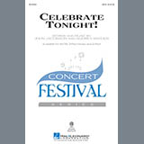 Download or print John Jacobson Celebrate Tonight! Sheet Music Printable PDF 6-page score for Concert / arranged 2-Part Choir SKU: 157875.