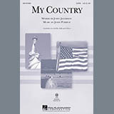 Download or print John Jacobson My Country Sheet Music Printable PDF 7-page score for American / arranged 2-Part Choir SKU: 290046.