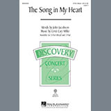 Download or print John Jacobson The Song In My Heart Sheet Music Printable PDF 9-page score for Festival / arranged 2-Part Choir SKU: 289878.