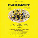 Download or print John Kander & Fred Ebb Cabaret Sheet Music Printable PDF 1-page score for Musical/Show / arranged Cello Solo SKU: 169495.