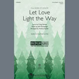 Download John Kavanaugh 'Let Love Light The Way (from Elena Of Avalor) (arr. Audrey Snyder)' Printable PDF 14-page score for Christmas / arranged 3-Part Mixed Choir SKU: 407392.
