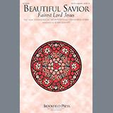 Download or print John Leavitt Beautiful Savior Sheet Music Printable PDF 5-page score for A Cappella / arranged SATB Choir SKU: 189205.