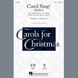 Download John Leavitt 'Carol Sing! - Bb Trumpet 3' Printable PDF 2-page score for Christian / arranged Choir Instrumental Pak SKU: 343962.