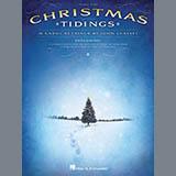Download or print John Leavitt Christmas Tidings Sheet Music Printable PDF 3-page score for Concert / arranged Piano Solo SKU: 97124.