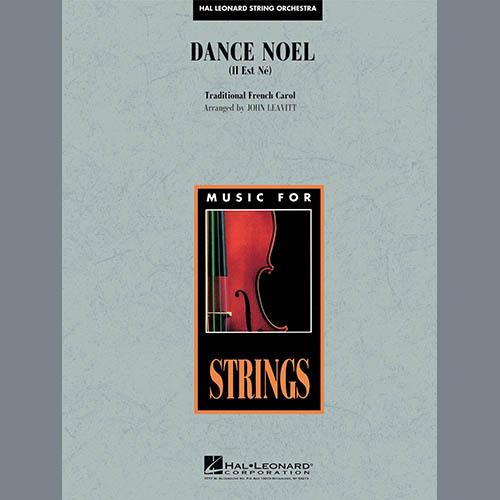 John Leavitt, Dance Noel (Il Est Ne) - Viola, Orchestra
