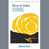 Download or print John Leavitt River in Judea - Violin 1 Sheet Music Printable PDF 2-page score for Gospel / arranged Choir Instrumental Pak SKU: 358078.