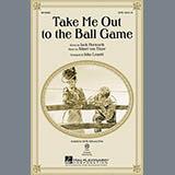 Download or print Albert von Tilzer Take Me Out To The Ball Game (arr. John Leavitt) Sheet Music Printable PDF 13-page score for Concert / arranged 2-Part Choir SKU: 99027.