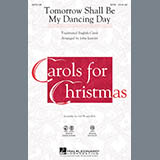 Download or print John Leavitt Tomorrow Shall Be My Dancing Day - Cello Sheet Music Printable PDF 1-page score for Christmas / arranged Orchestra SKU: 344622.