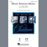 Download John Leavitt 'What Sweeter Music - Violin 1' Printable PDF 2-page score for Concert / arranged Choir Instrumental Pak SKU: 314753.