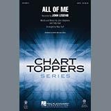 Download or print John Legend All of Me (arr. Mac Huff) - Bass Sheet Music Printable PDF 3-page score for Wedding / arranged Choir Instrumental Pak SKU: 333919.