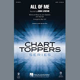 Download John Legend 'All of Me (arr. Mac Huff) - Bass' Printable PDF 3-page score for Wedding / arranged Choir Instrumental Pak SKU: 333919.