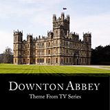 Download or print John Lunn Downton Abbey (Theme) Sheet Music Printable PDF 2-page score for Film/TV / arranged Big Note Piano SKU: 475956.