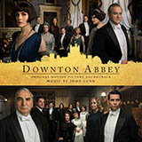 Download or print John Lunn Downton Abbey (Theme) (from the Motion Picture Downton Abbey) Sheet Music Printable PDF 2-page score for Film/TV / arranged Big Note Piano SKU: 447011.