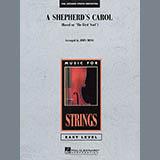 Download or print John Moss A Shepherd's Carol - Viola Sheet Music Printable PDF 1-page score for Christmas / arranged Orchestra SKU: 345420.