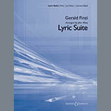 Download John Moss 'Lyric Suite - F Horn 2' Printable PDF 2-page score for Pop / arranged Concert Band SKU: 292228.