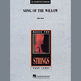 Download John Moss 'Song Of The Willow - Violin 1' Printable PDF 1-page score for Classical / arranged Orchestra SKU: 286643.