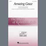 Download John Newton 'Amazing Grace (arr. Rollo Dilworth)' Printable PDF 10-page score for Concert / arranged 2-Part Choir SKU: 407566.