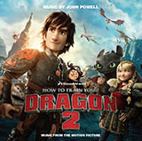 Download John Powell 'Flying With Mother (from How to Train Your Dragon 2)' Printable PDF 6-page score for Children / arranged Piano Solo SKU: 157384.