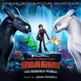 Download or print John Powell The Hidden World (from How To Train Your Dragon: The Hidden World) Sheet Music Printable PDF 2-page score for Film/TV / arranged Big Note Piano SKU: 475952.